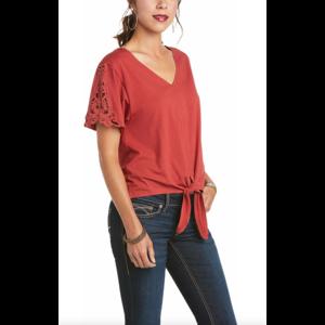 Ariat Women's Hillary Short Sleeve Top