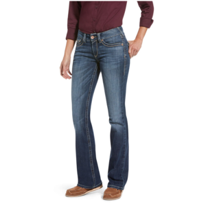Ariat REAL Perfect-Rise Camilla Boot Cut Jean