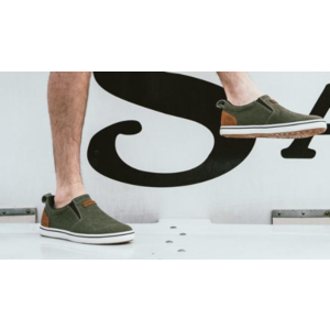 Xtratuf Men's Canvas Sharkbyte Deck Shoe