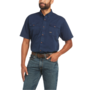Ariat REBAR - Washed Twill SS Shirt (Multiple Colors)