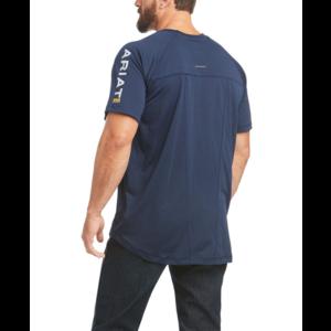 Ariat REBAR - Men's Heat Fighter Short Sleeve Tee