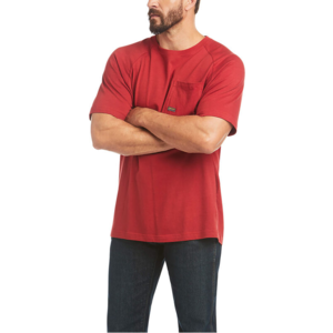 Ariat REBAR - CottonStrong Short Sleeve Tees