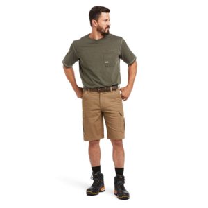 Ariat Men's Rebar DuraStretch Cargo Short