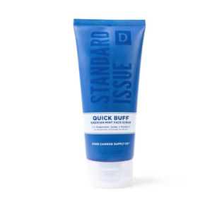 Duke Cannon Quick Buff Siberian Mint Face Scrub