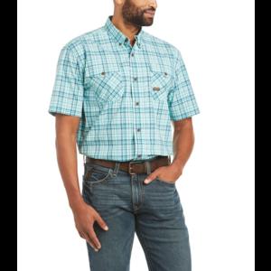 Ariat REBAR - Made Tough Durastretch SS Work Shirt