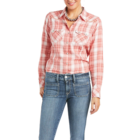Ariat Women's REAL Charming Snap Top
