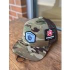 Richardson Hats Nantahala NF Smokey Patch Hat (Multiple Colors)