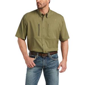 Ariat Men's VentTek Classic Fit Short Sleeve