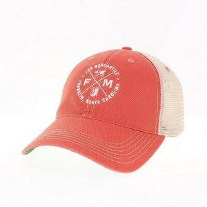 Legacy Old Favorite Adult - Fox Merc. Embroidered Trucker