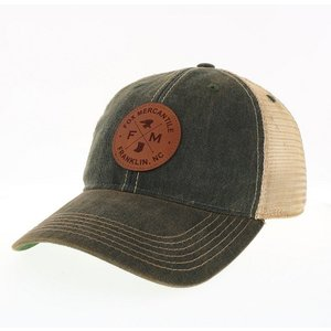 Legacy Old Favorite Adult - Fox Merc. Leather Patch