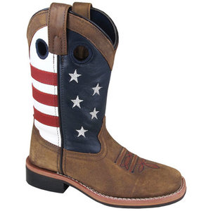 Smoky Mountain Boots Stars and Stripes
