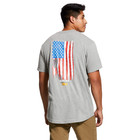 Ariat REBAR - CottonStrong American Grit Tee (Multiple Colors)