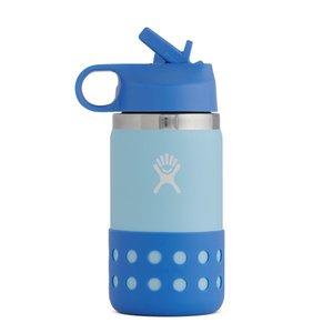 HydroFlask Kid's 12 oz.  Wide Straw Lid Bottle