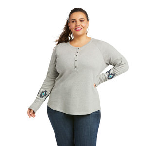 Ariat Wmn's REAL Basic Henley