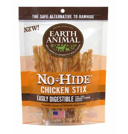 Earth Animal No Hide Chew Stix Chicken 10pk