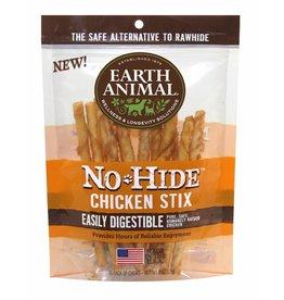 Earth Animal No Hide Chicken Stix 10 pack