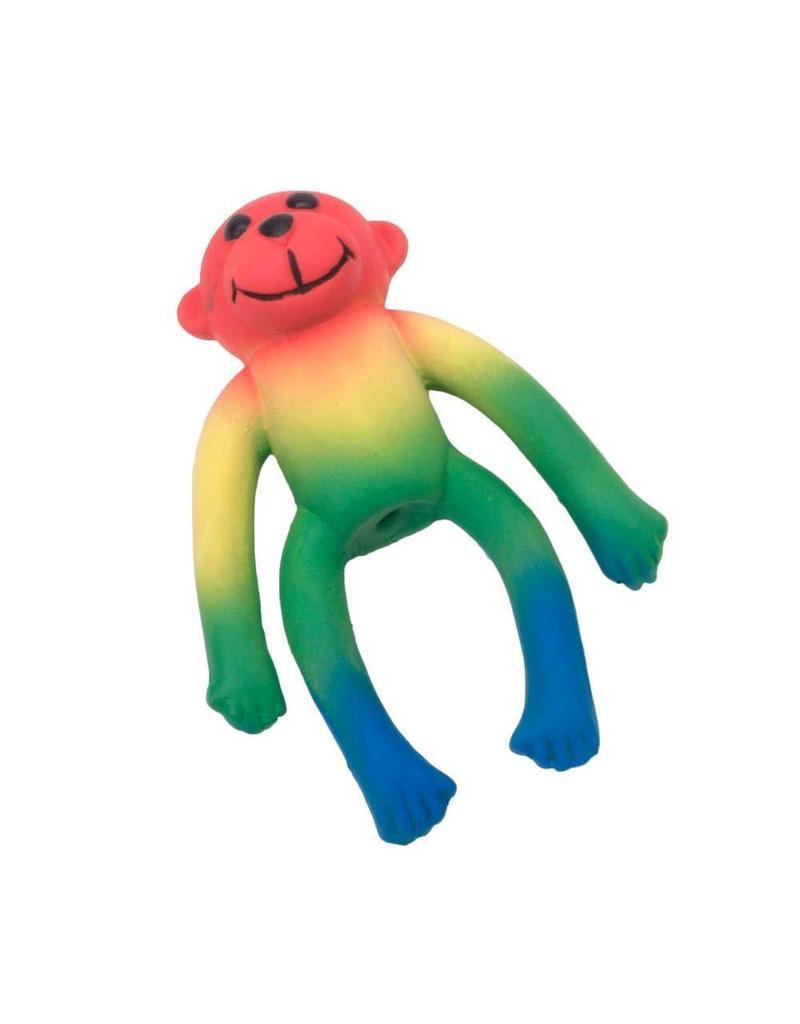 Coastal Lil Pals Rainbow Monkey