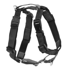 PetSafe 3 in 1 Harness Lrg Black