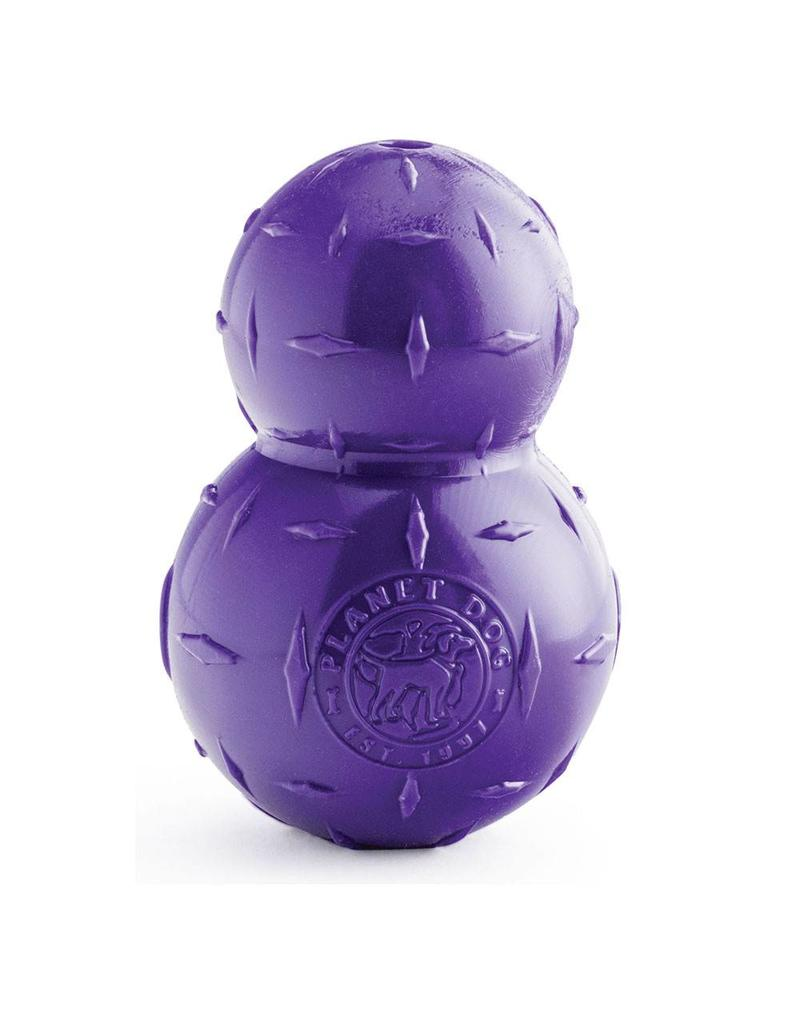 Planet Dog Orbee-Tuff Diamond Plate Double-Tuff Purple