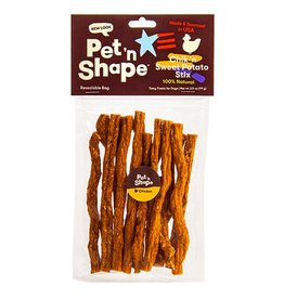 Pet 'n Shape Chik'n Sweet Potato Stix 3.5oz
