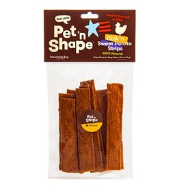 Pet 'n Shape Chicken Sweet Potato Strips 3.5oz