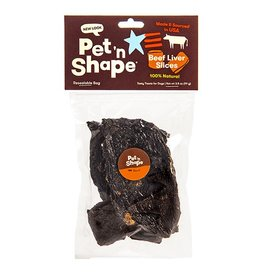 Pet 'n Shape Beef Liver Slices 3.5oz