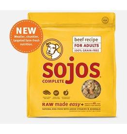 Sojo's Complete Food Beef 7lb