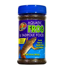 Zoo Med Laboratories Frog & Tadpole Food 2oz