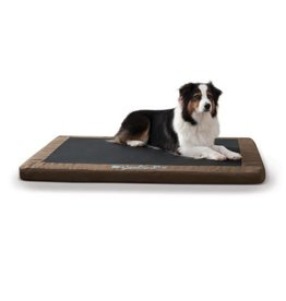 K&H Pet Products Comfy n' Dry Indoor-Outdoor Pet Bed Med