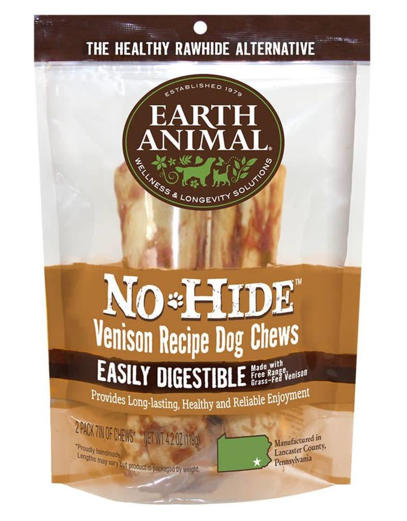 Earth Animal No Hide Venison Medium 2pk