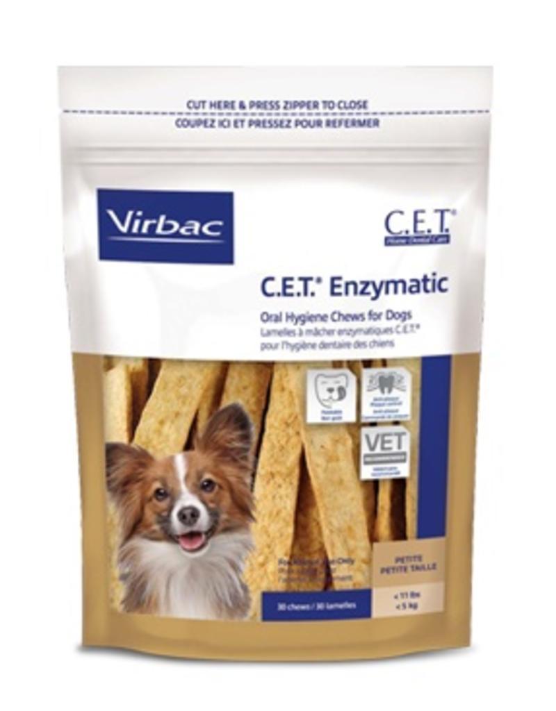 Virbac CET Enzymatic Dental Chews Petite