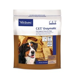 Virbac CET Enzymatic Dental Chew XL