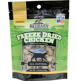Red Barn Freeze-Dried Cat Treats Chicken .75oz