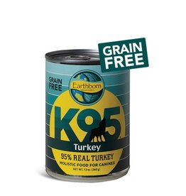 Earthborn K95 Turkey 13oz