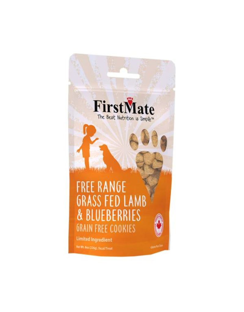 FirstMate Lamb & Blueberry Treat 8oz
