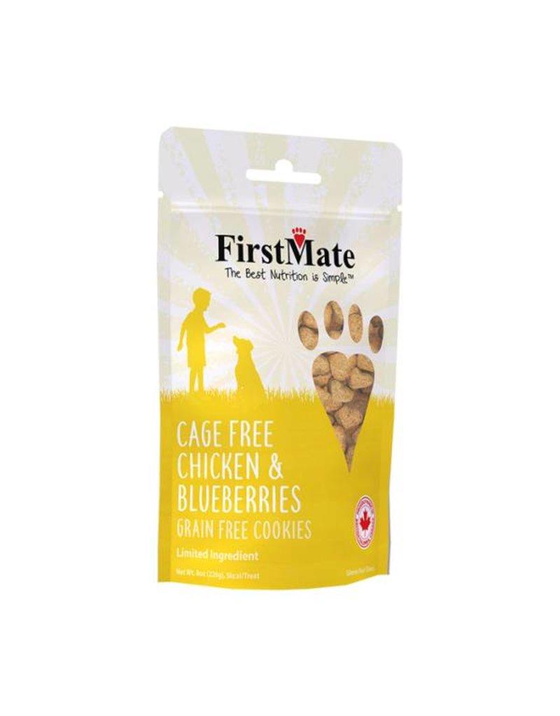 FirstMate Chicken & Blueberry Treat 8oz