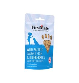FirstMate Fish & Blueberry Treat 8oz