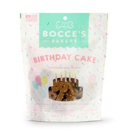 Bocce's Bakery Birthday Cake Treats 5oz