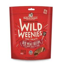 Stella & Chewy's Wild Weenies Red Meat 3.25oz