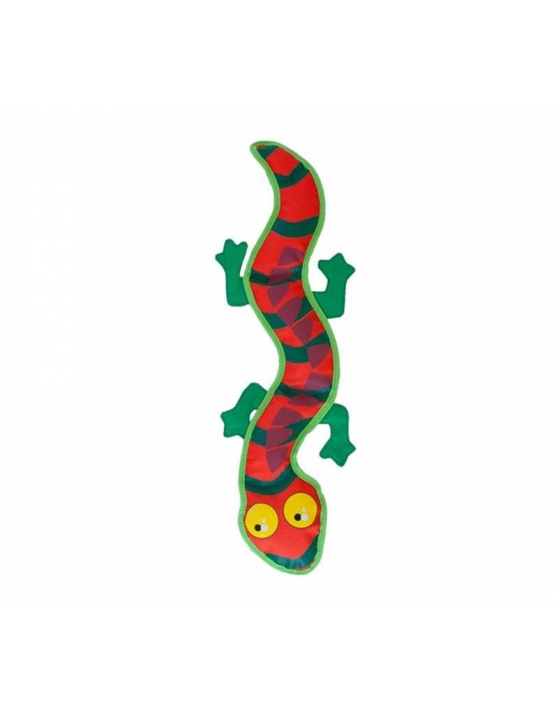 Outward Hound Fire Biterz Exotive Lizard with 5 Squeakers