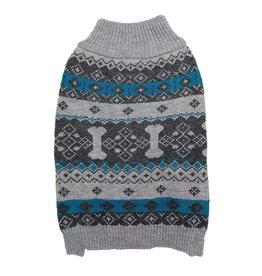Fashion pet Nordic Knit Sweater XL