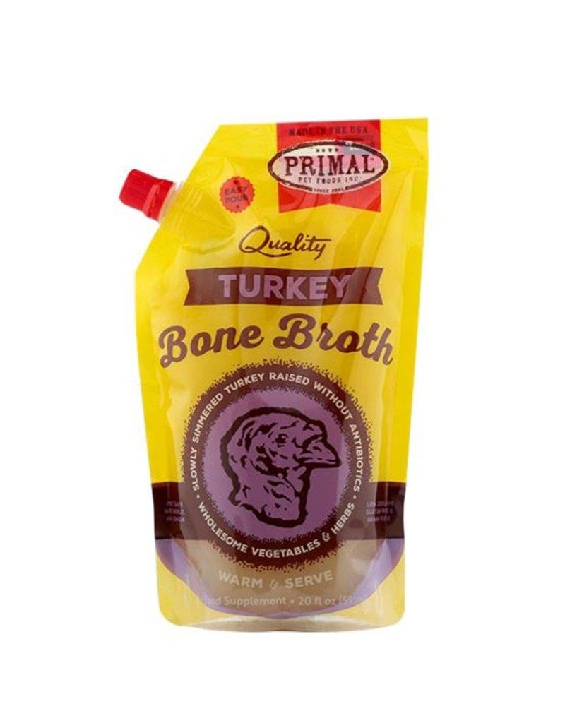 Primal Turkey Bone Broth