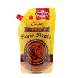 Primal Pet Beef Broth 20oz