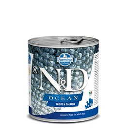 Farmina Dog Ocean Trout & Salmon 10oz