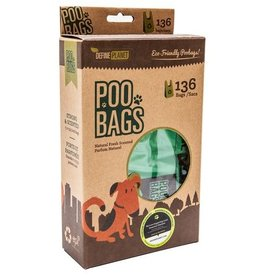 Define Planet Poo Bags T-Shirt Style 136 CT