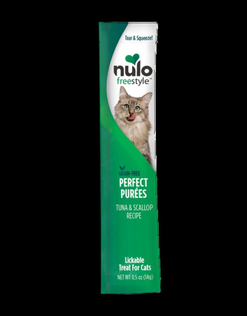Nulo Freestyle Perfect Puree Tuna & Scallop .5oz