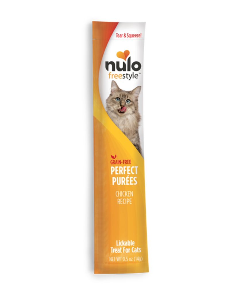 Nulo Freestyle Perfect Puree Chicken .5oz