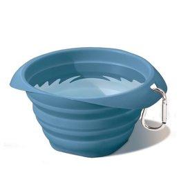 Kurgo Collaps-A-Bowl Blue