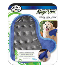Four Paws Magic Coat Love Glove Grooming Mit