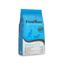 FirstMate Wild Pacific Fish & Oats 5 lb